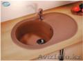 Кухонные мойки из искусственного камня POLYGRAN F–16, Объявление #1615860