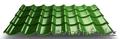"""Металлочерепица """"Монтеррей"""" толщиною 0,5 мм, Объявление #1629750"""