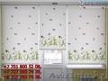 Горизонтальные и вертикальные жалюзи, рулонные и римские шторы - Изображение #2, Объявление #1632907
