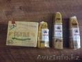 Продам монастырские сретенские восковые медовые свечи с ладаном
