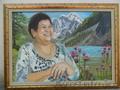 Портреты по фото в Алматы.Профессионально и недорого. - Изображение #7, Объявление #251106
