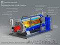 Паровой котел 2000 кг/ч газ/дизель в наличии, Объявление #1638295