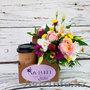 Доставка цветов и оригинальных букетов. Салон My buket. Алматы - Изображение #5, Объявление #1637756