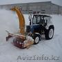 Фрезерно-роторное снегоуборочное оборудование ФРС-2, 0ПМ на МТЗ-82