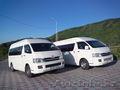 Микроавтобусы . Перевозки пассажиров . Аренда - Изображение #3, Объявление #1637344