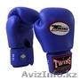 Перчатки боксерские (кожзам)