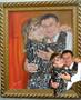 Свадебный портрет по фото ручной работы за доступную цену.