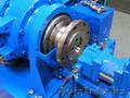 Испытательный стенд топливных форсунок газовой турбины Alstom