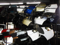 Toyota Camry – бампер,  фары,  телевизор,  радиатор – оригинал