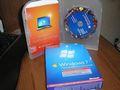 Microsoft Windows 7 Professional BOX 32 64 Bit Russian СНГ (Пакет)
