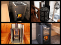 Оборудование и материалы для русской бани