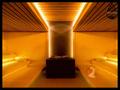 Декоративное освещение в баню