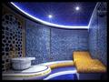 Светодиодное освещение для Турецкой бани (Хамам)
